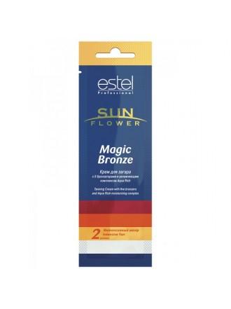 Крем для загара ESTEL SUN Flower Magic Bronze SOL/2