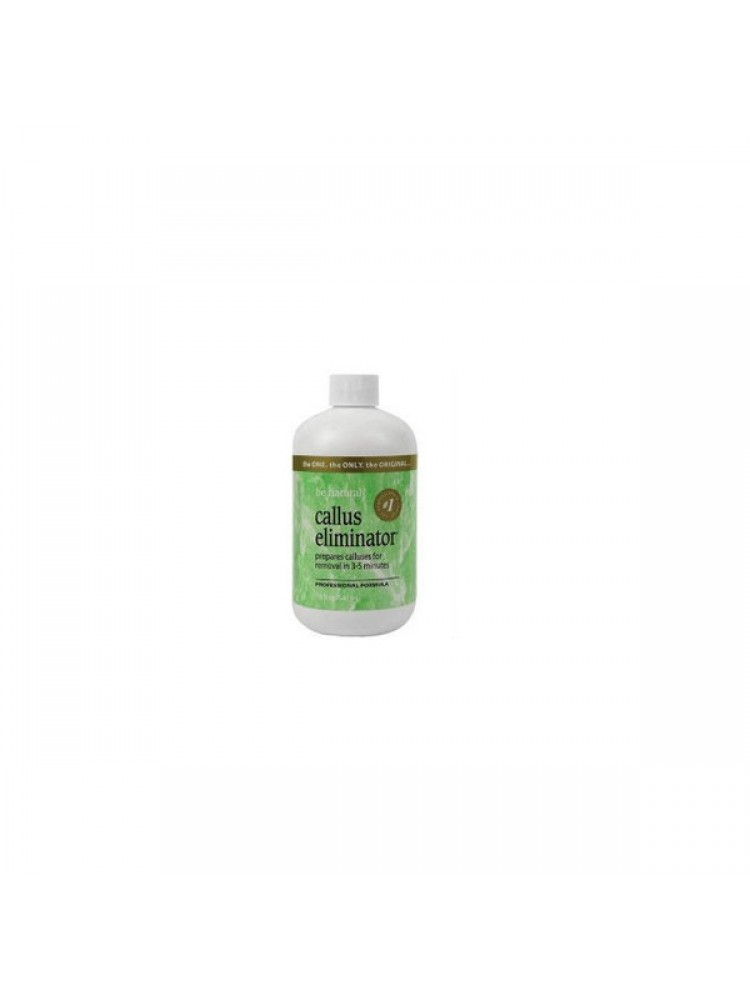 Средство для удаления натоптышей Be Natural Callus Eliminator 540 ml