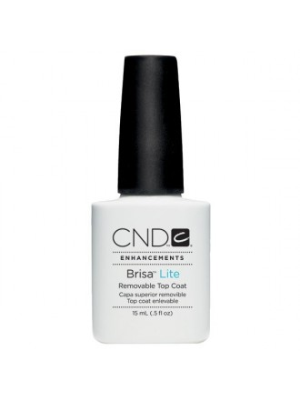 CND Brisa Lite Top Coat (Верхнее гелевое покрытие)