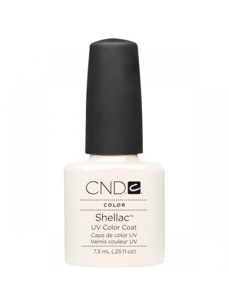 CND Shellac MOONLIGHT & ROSES №28
