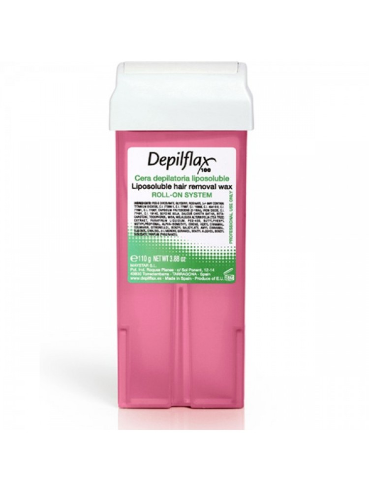 Воск в картридже Depilflax - Розовый