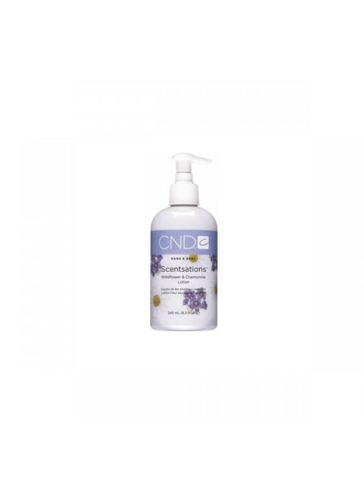CND Scentsations лосьон с экстрактом ромашки и запахом фиалки