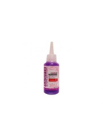 Sagitta: Жидкость для снятия лака с витамином Е 100 мл