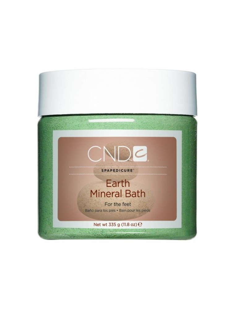CND Earth Mineral Bath 715g (препарат для мацерации)