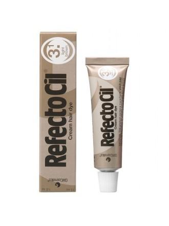 Краска для бровей и ресниц RefectoCil № 3.1, Светло-коричневая, 15 мл
