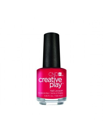 CND Creative Play № 411  Well Red 13,6 мл
