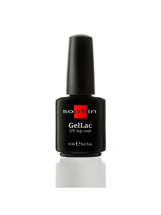 UV GelLac TOP COAT 12мл SOPHIN , 675