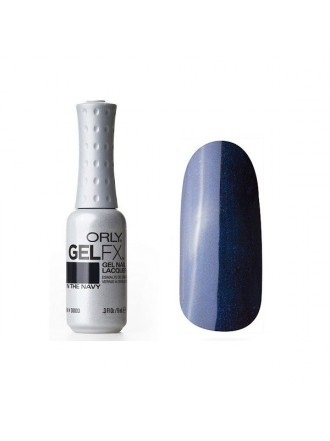 Orly Гель-лак Gel FX Gel Nail Lacguer 003 In the navy 9ml