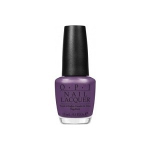 OPI Лак фиолетовый