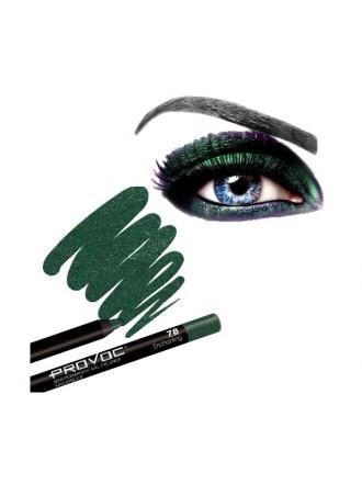 PROVOC Gel Eye Liner 78 Enchanting Гелевая подводка в карандаше для глаз