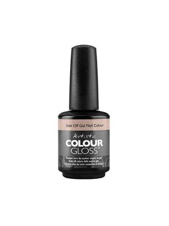 Artistic Colour 2100008 BRIDE & PREJUDICE Гель-лак для ногтей, 15 мл