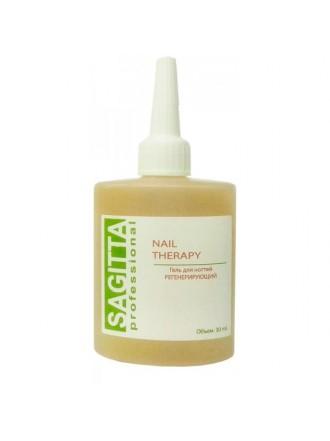 Гель для ногтей регенерирующий Nail Therapy 30 ml