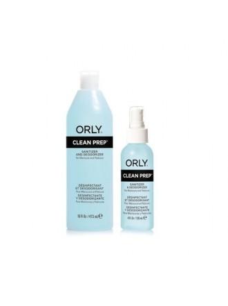 CLEAN PREP  Средство для дезинфекции ногтей