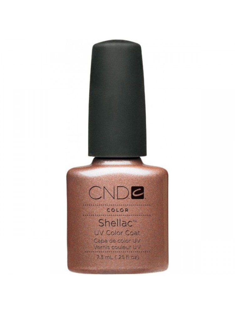 CND Shellac ICED CAPPUCCINO №3