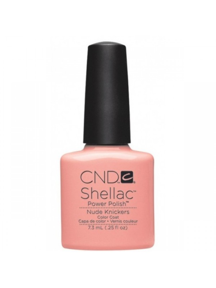 CND Shellac Nude Knickers,