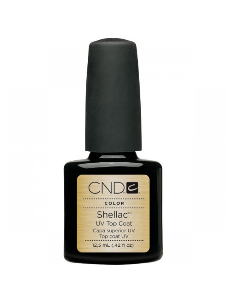 CND Shellac UV Top Coat 15ml