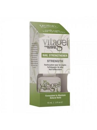 Защитно-декоративное  покрытие VitaGel Strenght 15мл