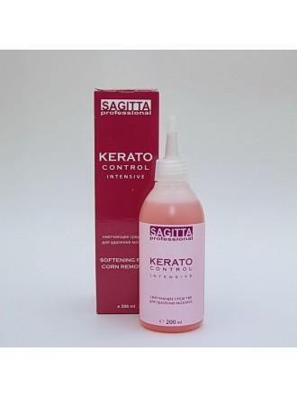 Кератолитик интенсивного воздействия щелочной KERATO control INTENSIVE 200ml