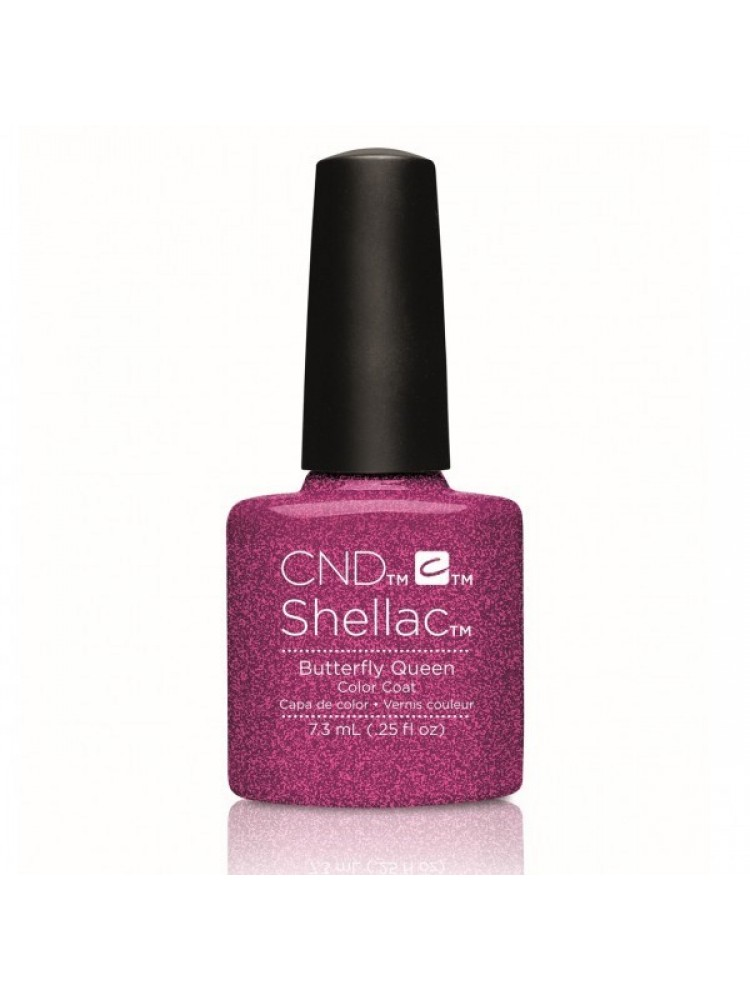 CND Shellac-Butterfly Queen 7,3ml  2015