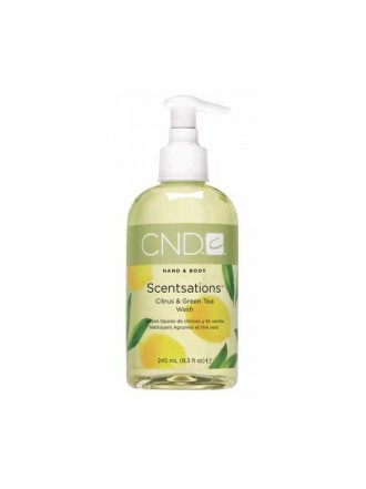 CND Scentsations лосьон с экстрактом зеленого чая и запахом лимона