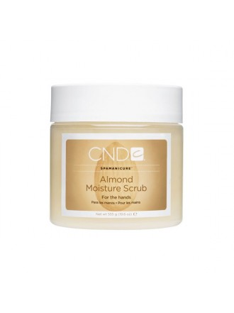 CND Almond Moisture Scrub 1000g