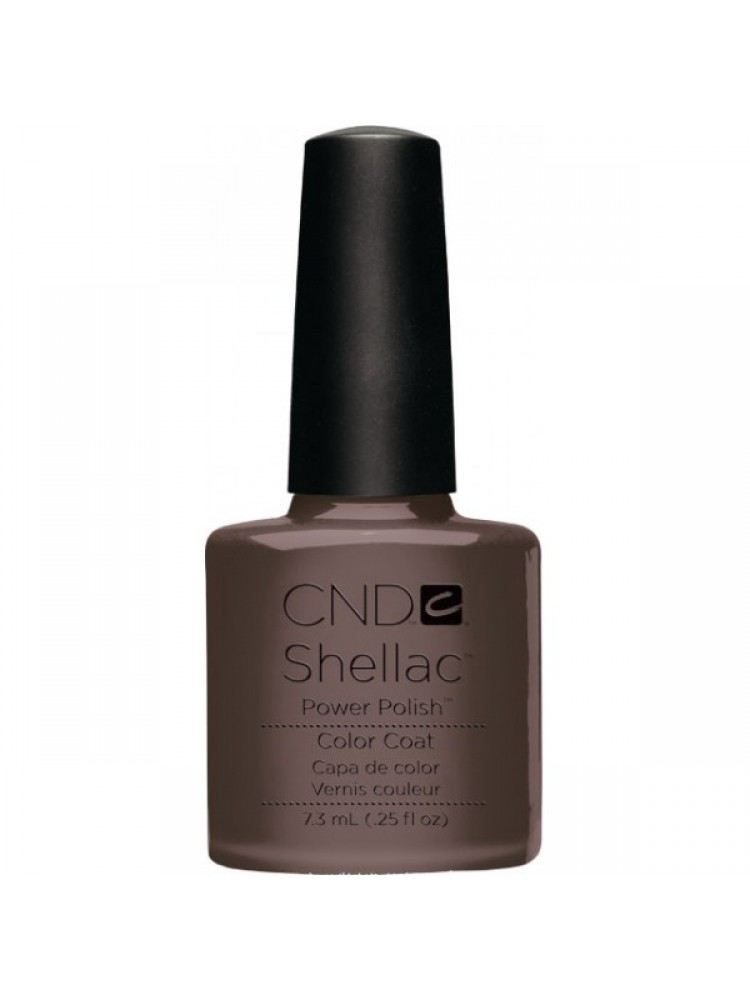 CND Shellac RUBBLE №34