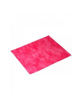Коврик из спанбонда (Спанбонд, розовый, 40х50 см, 100 шт/упк