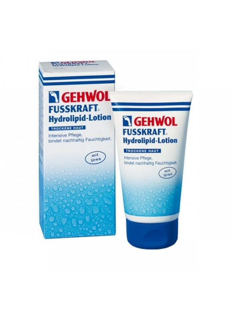 ГЕВОЛЬ HL-ЛОСЬОН С КЕРАМИДАМИ (GEHWOL FUSSKRAFT HYDROLIPID - LOTION)