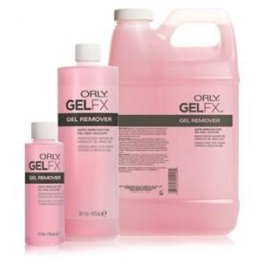 GELFX REMOVER  Жидкость для снятия гель-маникюра