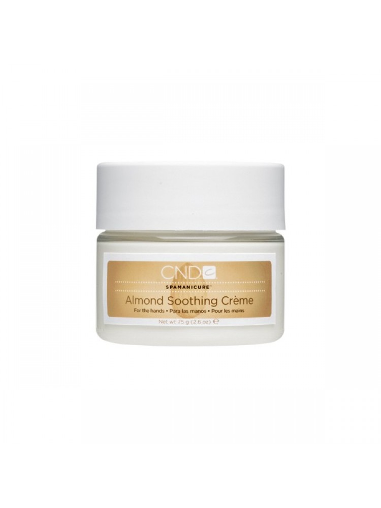 CND Almond Soothing Creme 75g