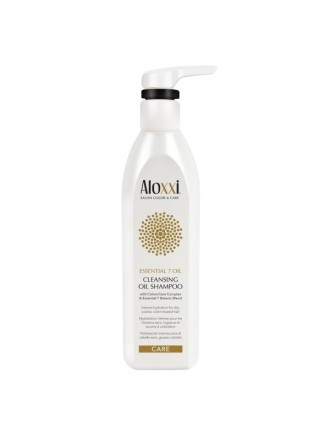 Aloxxi Очищающий Шампунь «7 масел». 45мл
