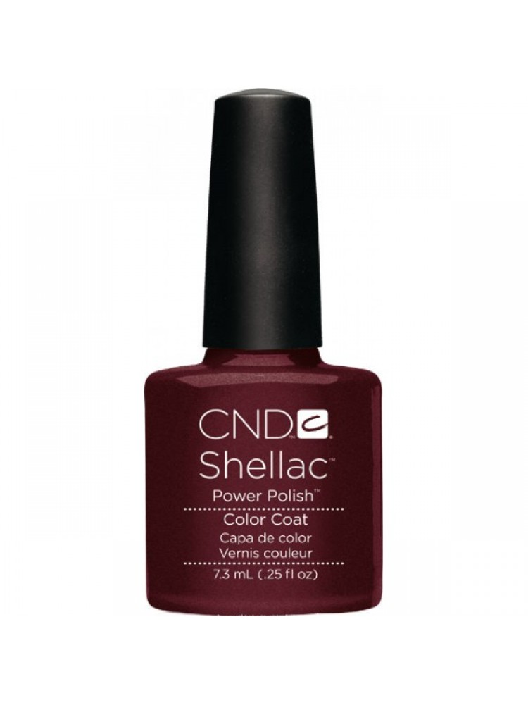 CND Shellac DARK LAVA №37