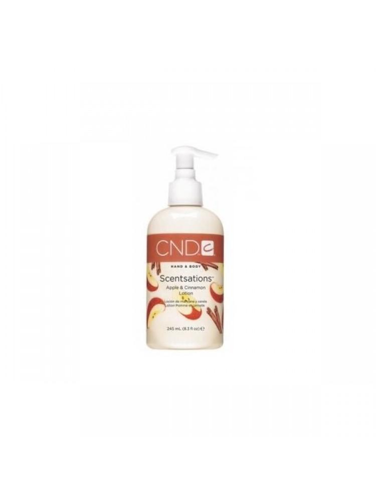 CND Scentsations лосьон с экстрактом яблока и запахом корицы