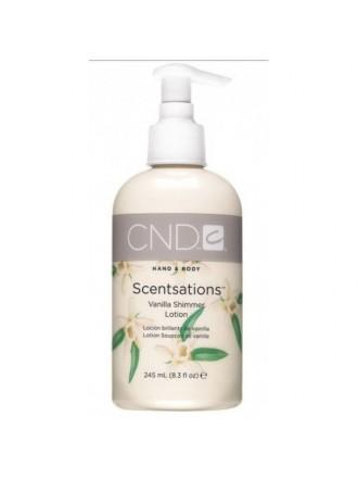 Creative Scentsations Vanilla Shimmer Wash, 245 мл. (Мыло жидкое с запахом ванили)