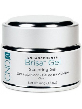 CND Brisa Sculpting UV Gel Clear 42g