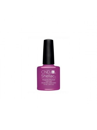 CND Shellac Art Vandal Collection  Magenta Mischief 2016