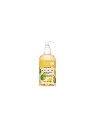 Creative Scentsations Pear&Dandelion Wash, 245 мл. (Мыло жидкое с экстрактом одуванчика и запахом груши)