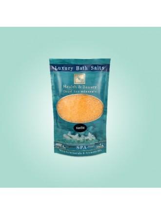 Соль для Ванной - Желтая