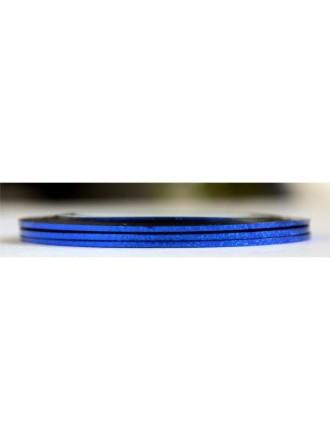 Лента для дизайна синяя