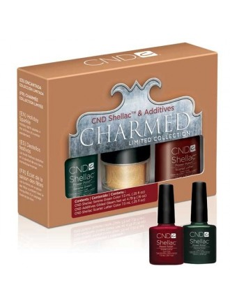 "CND Shellac  ""Charmed Limited Collection № 2"""