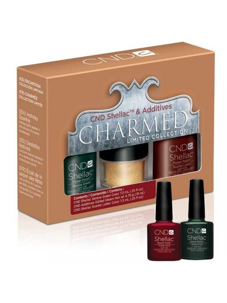 """CND Shellac  """"Charmed Limited Collection № 2"""""""