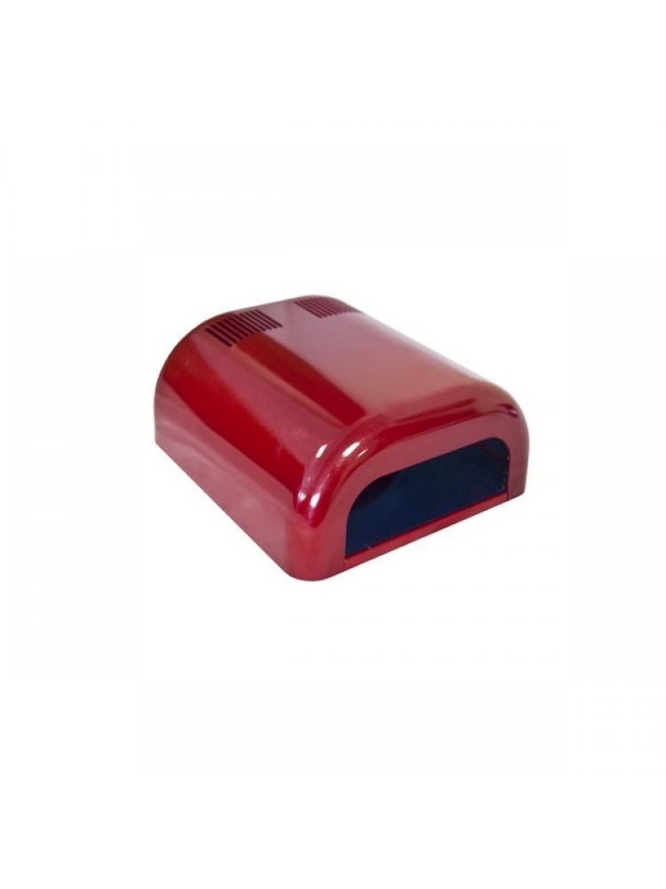UV Лампа 36 Вт красная