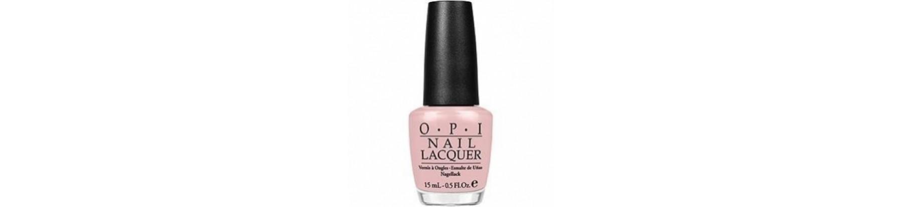 OPI Лак розовый
