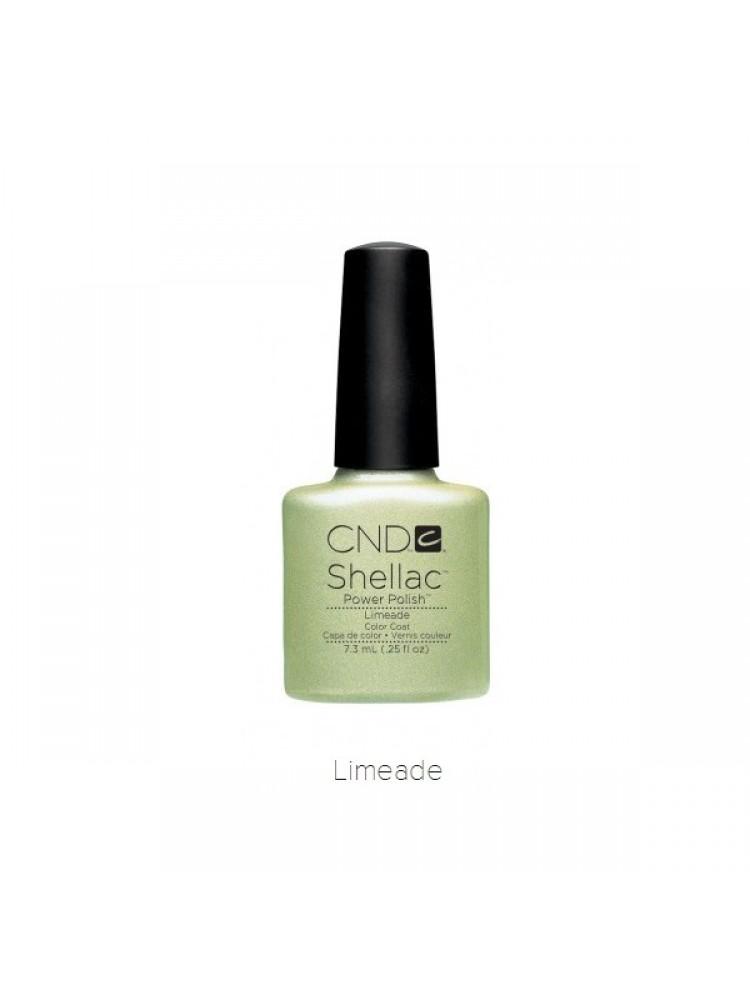 CND Shellac Limeade №58
