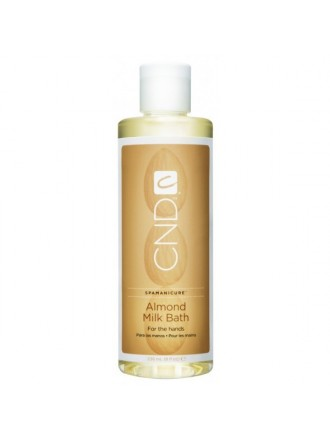 CND Almond Milk Bath 236ml (миндальное молочко для мацерации)