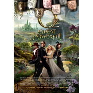 Disney's Oz the Great and Powerful 2013
