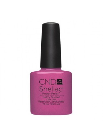 CND Shellac  Sultry Sunset PARADISE COLLECTION 2014