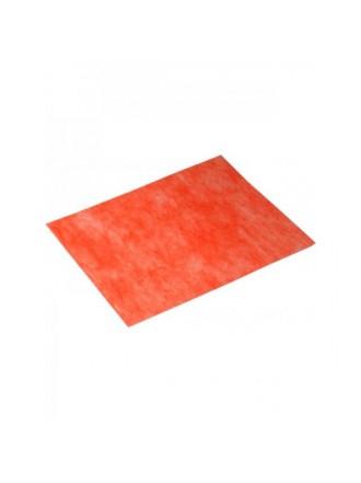 Коврик из спанбонда (Спанбонд, оранжевый, 40х50 см, 100 шт/упк,
