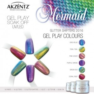 Gel Play Mermaid