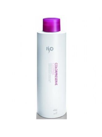 ISO Color Preserve Cleanse - Шампунь для окрашенных волос, 1000 мл
